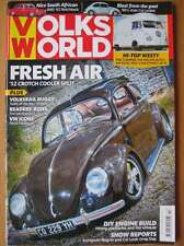 Volksworld October 2015 VW Volkswagen '63 Notchback Beetle Westfalia Camper