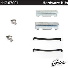 Centric Parts 117.67001 Front Disc Brake Hardware Kit