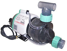 Bathtub Pump - 3/4hp w/ Unions, Tee, Air Switch, Cord, & Thermal Heat Jacket