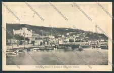 Trieste cartolina C2803 SZG