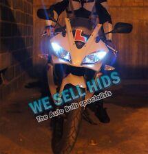 T10 W5W 501 Xenon 5 SMD LED Side Light Bulbs White YAMAHA YZF R125  R1 14B r6