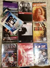 10 x Rock/Pop Cd'S - The Who, Queen, Coldplay, Madonna, U2 etc All Sealed
