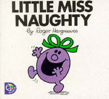 Little Miss Naughty by Roger Hargreaves (Paperback, 1998)