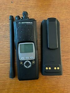 Motorola XTS5000 VHF P25 Digital Portable Hand Held Radio