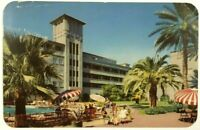 Patio Suites Hotel Westward HO Phoenix Arizona AZ Pool View Vintage Postcard