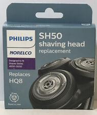Philips Norelco Shaving Heads Replacement Shaver Series 5000 SH 50 1363