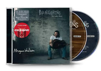 Morgan Wallen - Dangerous Limited 2-CD Set w/ 2 Xtra Songs - NEW w/ Cracked Case