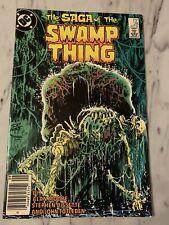 Swamp Thing 28 (1984) Alan Moore Nm 9+