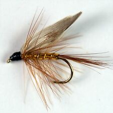 12 WICKHAMS FANCY Wet Fishing Trout Flies various options by Dragonflies