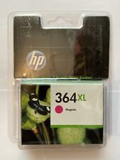 Genuine Original HP 364XL Magenta CB324EE Printer Ink Cartridge