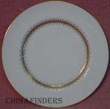 """MIKASA china BRYN MAWR A1104 pattern Bread Plate @ 6 1/2"""""""