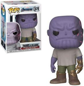 Funko Pop! Marvel Avengers Endgame Casual Thanos in the Garden #579 - Brand New