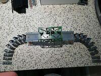 Hornby OO Gauge R657 Girder Bridge + Hornby R909 Full Set Elevated Track Support