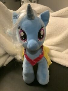 """Build a Bear My Little Pony Trixie with Gala Cape """"VGC"""""""