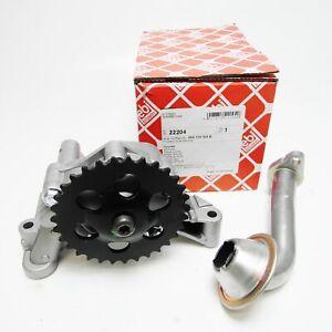 Oil Pump Febi 22204 + Suction Pipe 06A115251 1,6 1,8T 20V 1,8 1,9l Tdi