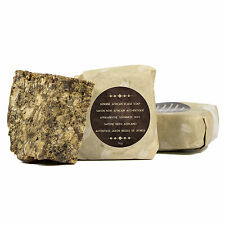 Naissance Raw African Black Soap 270g (3 x 90g) with Shea Butter