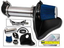 COLD AIR INTAKE KIT + HEAT SHIELD FOR 05-10 Challenger 300C HEMI 5.7L 6.1L V8