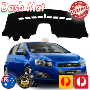 Dash Mat Holden Barina TM Hatch & Sedan All CD RS CDX 9/2011-9/2016 DM1248