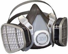 3M Dust Paint Mask Half Facepiece Respirator Respiratory Protection 5301