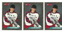 1992 Bowman Foil Jaromir Jagr #231 Lot of 3