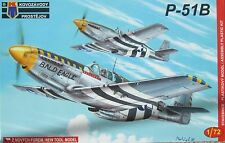 Kpm (AZ Models) 1/72 KPM0029 North American P-51B Mustang
