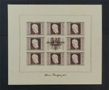nystamps Austria Stamp # B188 Mint OG NH $500
