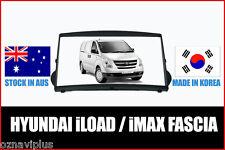 Hyundai iLoad / iMax Charcoal Grey Double Din Facia for 2008 - 2015 Models
