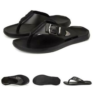 2021 Men's walking heel sports flat shoes swimming pool summer thong flip flops