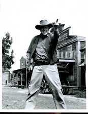 "James Arness Gunsmoke Original 7x9"" Photo #J112"