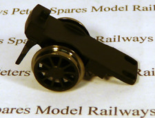 Hornby X7008 Adams Radial Tank Rear Pony Truck Black Wheels