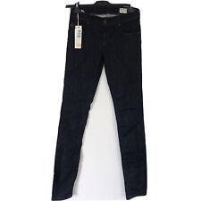 Brand New Ladies Diesel Industry Jeans W24 L32 Super Slim Skinny Low Waist