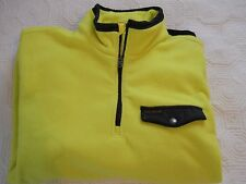 Polo Ralph Lauren Fleece Pull-Over Chartreuse Men's XL NWT