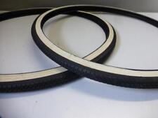 2x Schwalbe Reifen Weißwandreifen 37-590 26x1 3/8  650x35A HS150 Fahrrad NOS
