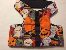 Halloween Dog  handmade Vest harness XS (60-61)