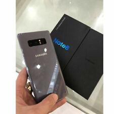 Móviles y smartphones Samsung Galaxy Note8 con 128 GB de almacenaje