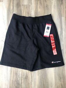 CHAMPION Mens black Shorts - Size MEDIUM - Brand New With Tags.