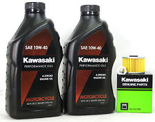 2009 KAWASAKI KLX250W9F (KLX250SF) OIL CHANGE KIT