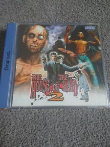 House of the Dead 2 (Sega Dreamcast, 1999) PAL