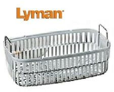 Lyman * Replacement Basket # 7631708 for Turbo Sonic 6000 Ultrasonic *  New!