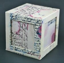 Tri Coastal Design NYC Photo Cube Stash Box Storage Box Photo Display