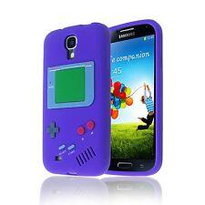 Funda Silicona Retro Inspirada Consola Game Boy Para Samsung Galaxy S4 IV i9500