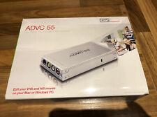 Grass Valley Canopus ADVC 55 Digitalisierung A/D Wandler Videokonverter NEU