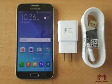 Samsung Galaxy S6 | US-Cellular | Grade A | GSM Unlocked | Black Sapphire |