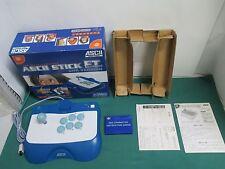 Dreamcast -- ASCII STICK FT SPECIAL SNK -- DC. GAME work & fully. JAPAN. 64015