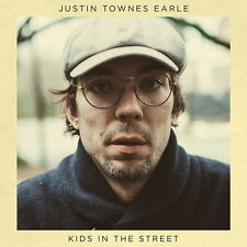 Justin Townes Earle - Kids In The Street [New CD]