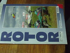 5µ?§ Revue ROTOR n° Octobre 2004 Helicoptere radio commandé en Allemand