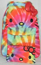 Hello Kitty LOUNGEFLY BACKPACK PENCIL CASE FREE USA SHIPPING NWT