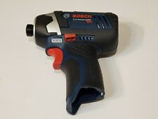 Bosch PS41 12V Max 1/4 Inch Hex Impact Driver Drill , Bare Tool  NEW