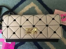 LUV BETSEY by Betsey Johnson Wristlet X-Body Wallet Phonehold ShoulderBag NWT$58