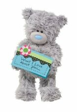 Douglas Cuddle Toys 9'' Plush TATTY TEDDY Love Bear With Card ~NEW~